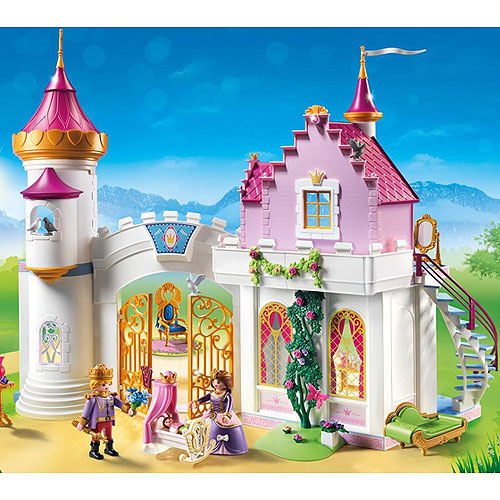 Playmobil Princess Series - Royal Residence