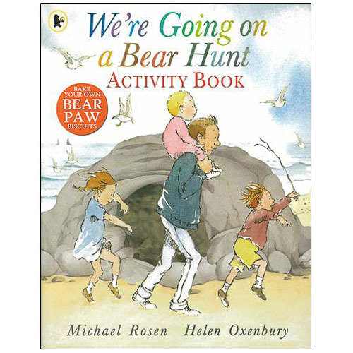 We're Going on a Bear Hunt Activity Book