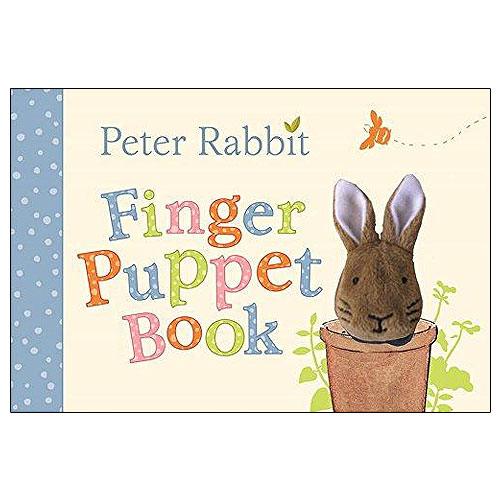 Peter Rabbit Finger Puppet Counting Book (Board book)