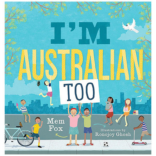 I'm Australian Too (Hardcover, includes poster)