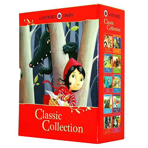 Ladybird Tales - Classic Collection (10 Books Set)