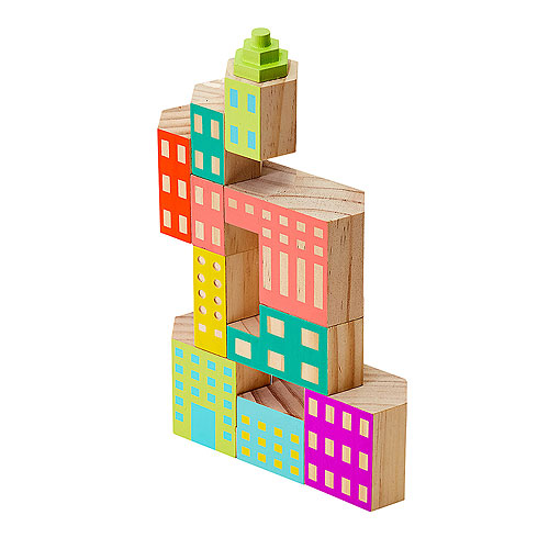 Blockitecture Decor Classic Set Building Blocks (6+ yrs)
