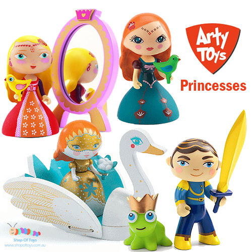 Arty Toys Princesses Selection