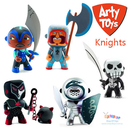 Arty Toys Knights Selection