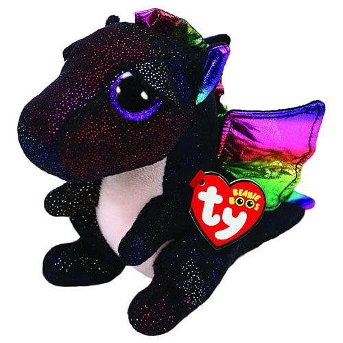 Ty Beanie Boos - Anora the Black Dragon (Regular) b08d5f69b09