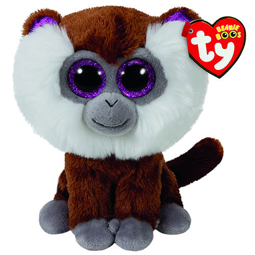 Ty Beanie Boos - Tamoo the Brown Monkey (Regular)