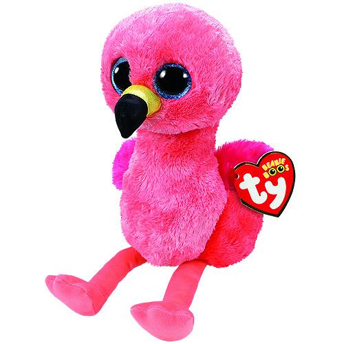 Ty Beanie Boos - Gilda Pink Flamingo (Regular). BeanieBoogilda Gilda- PinkFlamingo a93c929d65b2