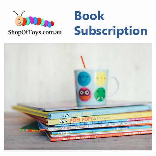 Shop Of Toys Fixed-Term Book Subscription