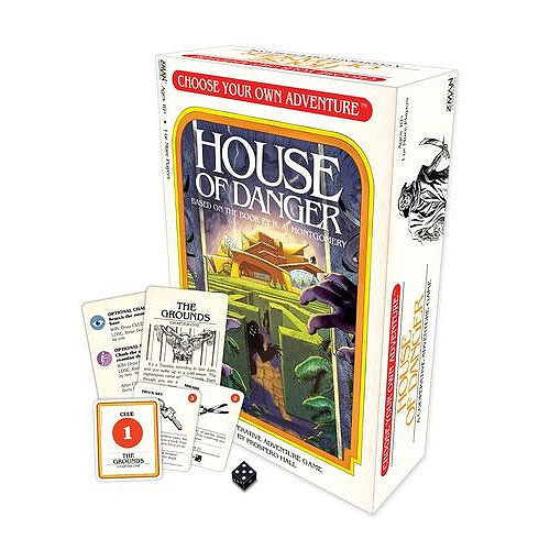 Choose Your Own Adventure - House of Danger Adventure Game (10+ yrs, 1-8 Players)