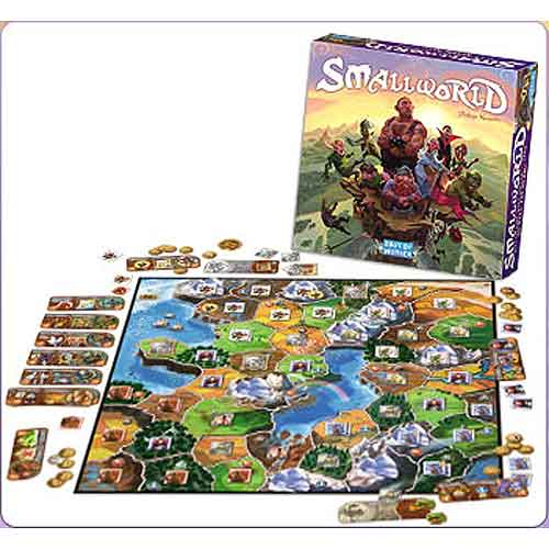 Small World Board Game (8+ yrs, 2-5 players)