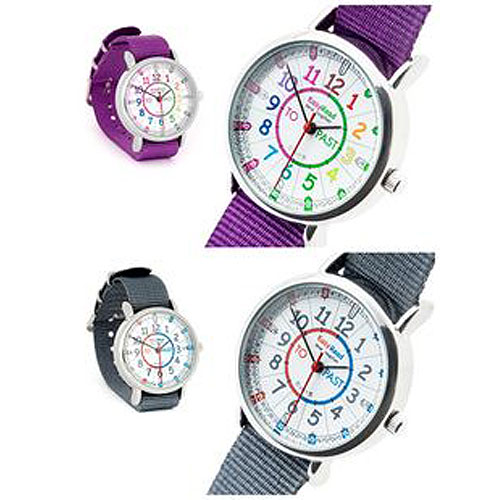 EasyRead Time Teacher Childrens Watch selection