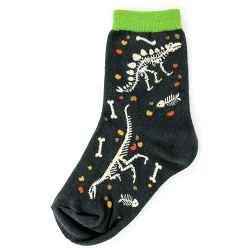 Fossil Socks - Youth (7-10 years)