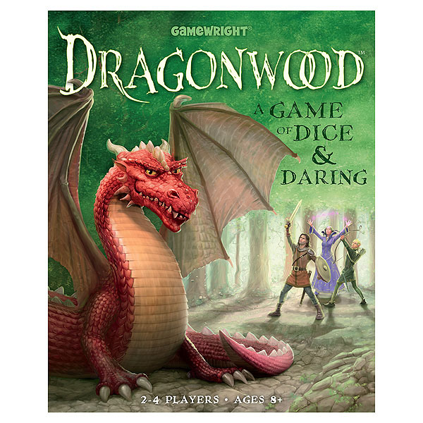 Dragonwood (8+ yrs, 2-4 players)