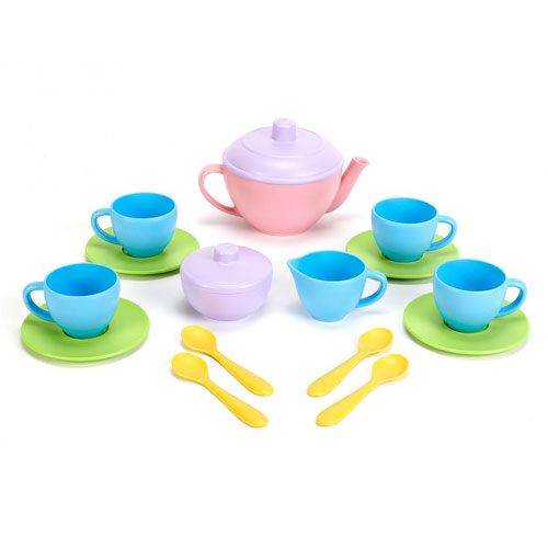 Green Toys® Tea Set (15 pieces)