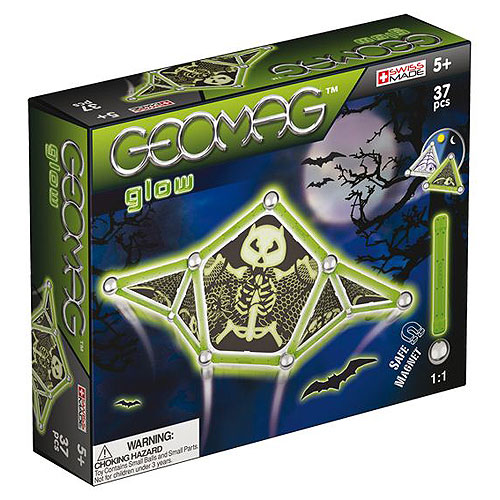 Geomag - Kids Glow (37 pieces)