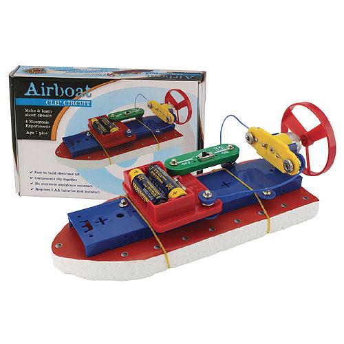 Heebie Jeebies Clip Circuit - Airboat