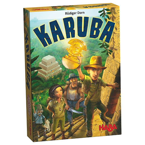 HABA Karuba (8+ yrs, 2-4 players)