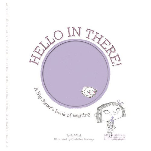 Hello In There! by Jo Witek (2-6 yrs)