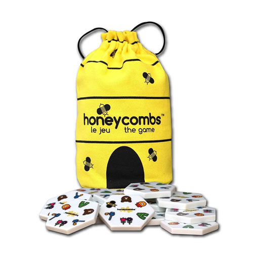 Honeycombs game by Autruche (7+ yrs, 1-8 Players)