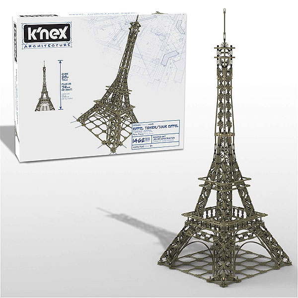 K'Nex Architecture - Eiffel Tower (9+ yrs)