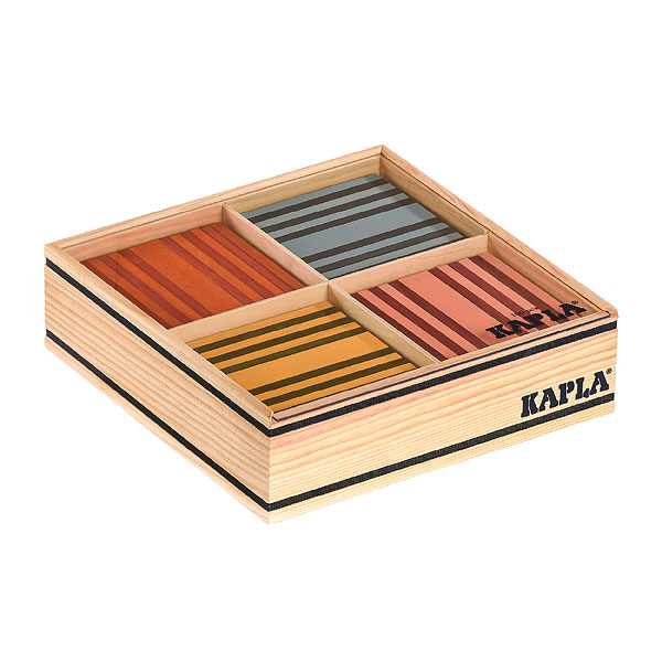 Kapla Octocolor - 100 planks (3+ yrs)