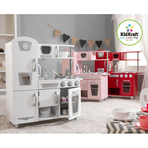 kidkraft vintage kitchen selection - Kidkraft Vintage Kitchen