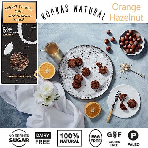 Kooka OrangeHazelnut