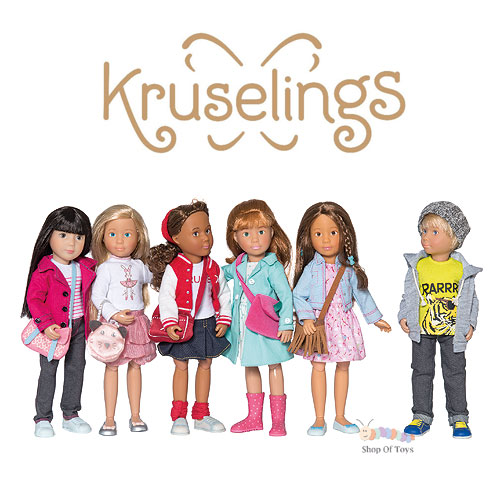 Käthe Kruse Kruselings Doll Selection (23cm)