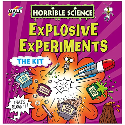 Horrible Science - Explosive Experiment Kits