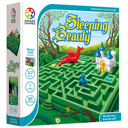 Smart Games - Sleeping Beauty (3-7 yrs)