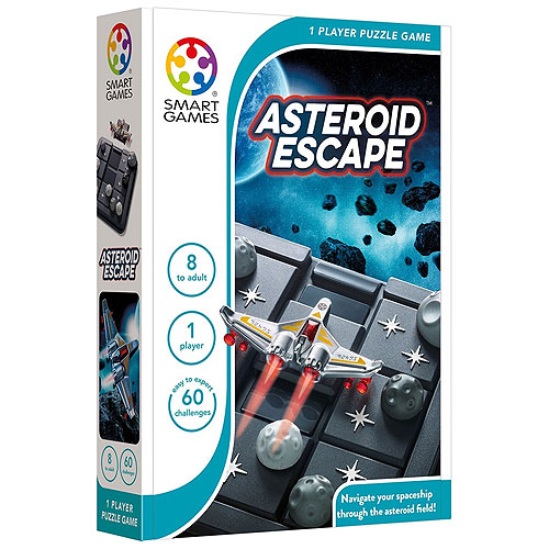 Smart Games - Asteroid Escape (8+ yrs)
