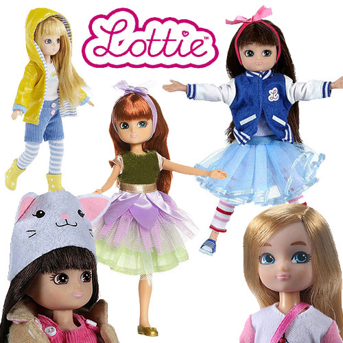 Lottie Doll Selection (18cm)