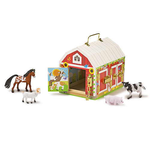 Latches Barn by Melissa & Doug (3+ yrs)