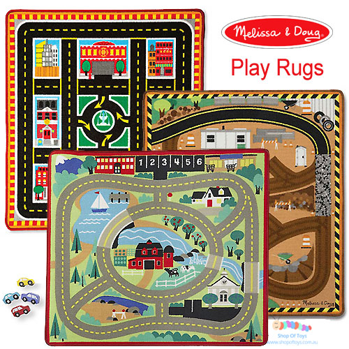 Melissa & Doug Play Rug Selection (3+ yrs)