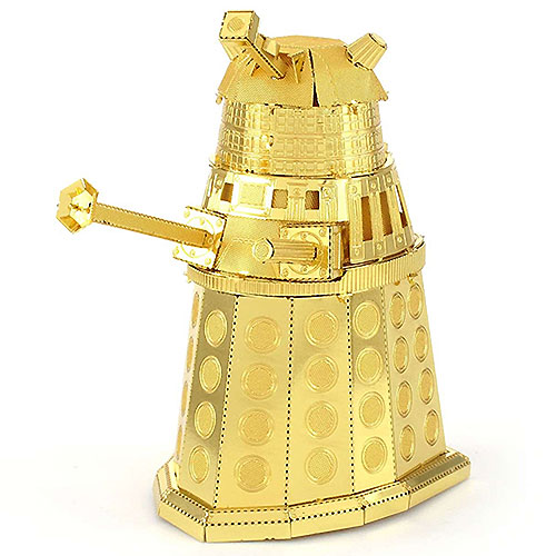 Metal Earth - Dr Who - Gold Dalek
