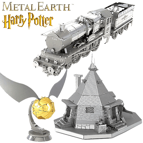 Metal Earth - Harry Potter 3D Models Selection (14+ yrs)