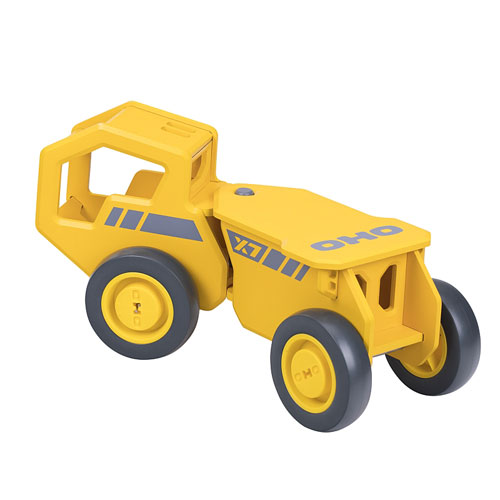Moover OHO Yellow Construction Ride-on Truck (18+ months)
