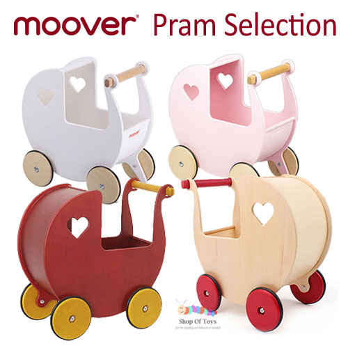 Moover Toys Dolls Pram Selection
