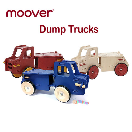 Moover Toys Dump Truck Ride-on