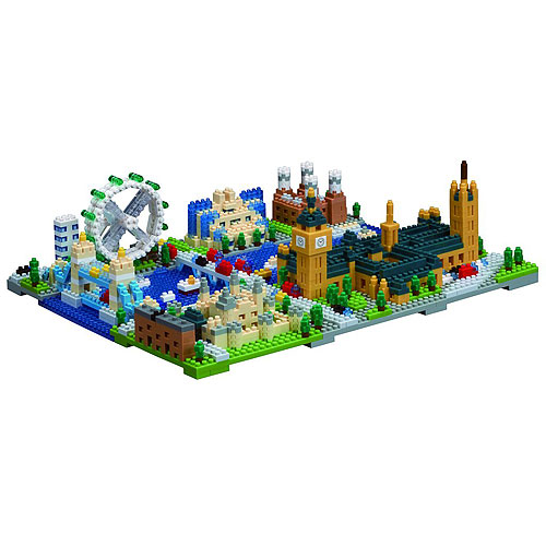Nanoblock Deluxe Edition - London City