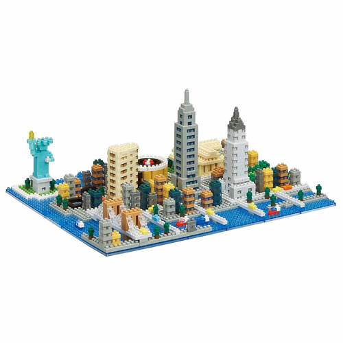 Nanoblock Deluxe Edition - New York