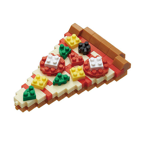 nanoblock - Pizza