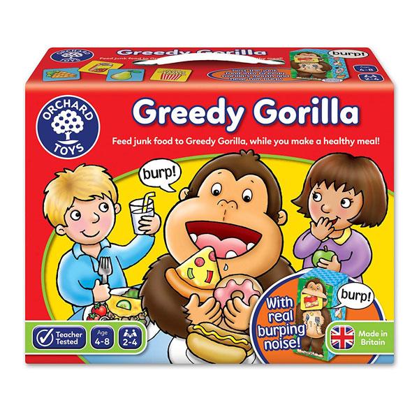 OC041 GreedyGorilla