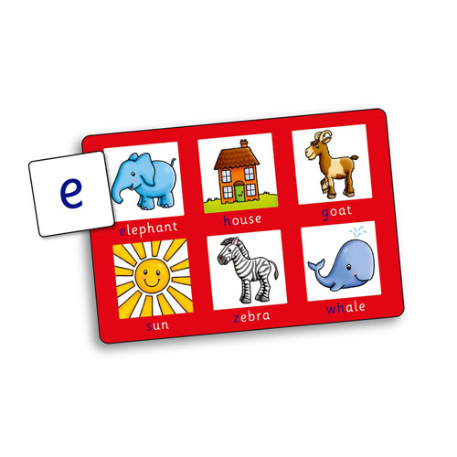 Orchard Toys Alphabet Lotto (3-6 yrs)