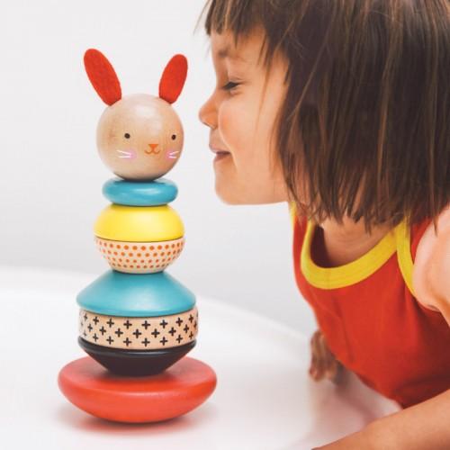 PC2020 WoodenStacker Rabbit 3