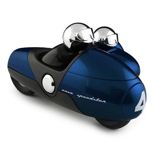 Playforever 309 Enzo Sinatra Blue Motorbike (3+ yrs)