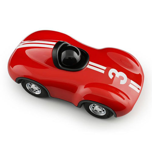 Playforever Speedy Le Mans No.3 Mini Car - Red (3+ yrs)