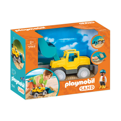 Playmobil - Sand Play - Excavator (2+ years)