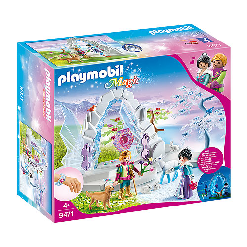 Playmobil Magic - Crystal Gate to the Winter World (4+ yrs)