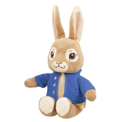 Peter Rabbit TV Collection 18cm Plush Lily Bobtail Soft Cuddly Toy Zabawki